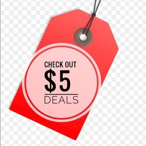 Check out the $5 deals